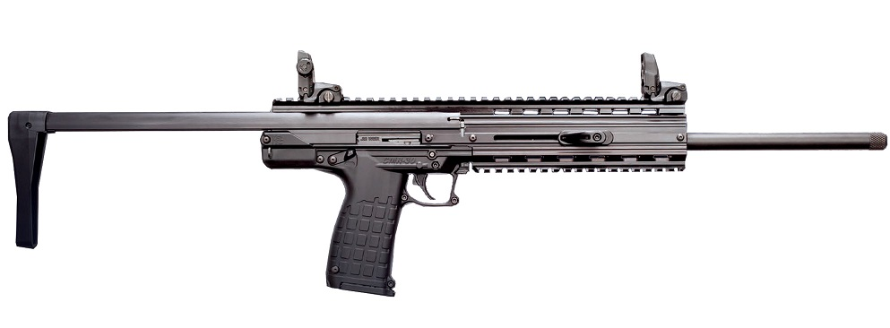 "Kel-Tec CMR-30 Carbine 22WMR 16"" Barrel Black 30Rd"